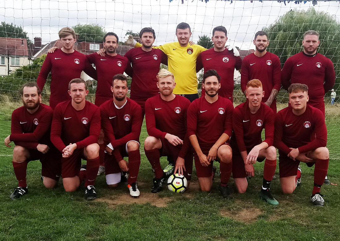 Crouch End Vampires 3rd Team - 2018/19